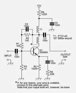 Ron's Radio Corner : 40 MHz DDS Generator