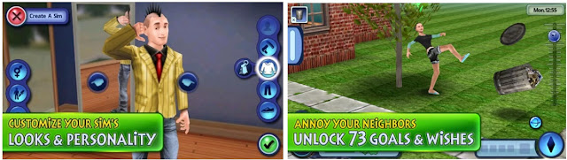 The Sims 3 final v1.5.21 APK Mod+Data Obb