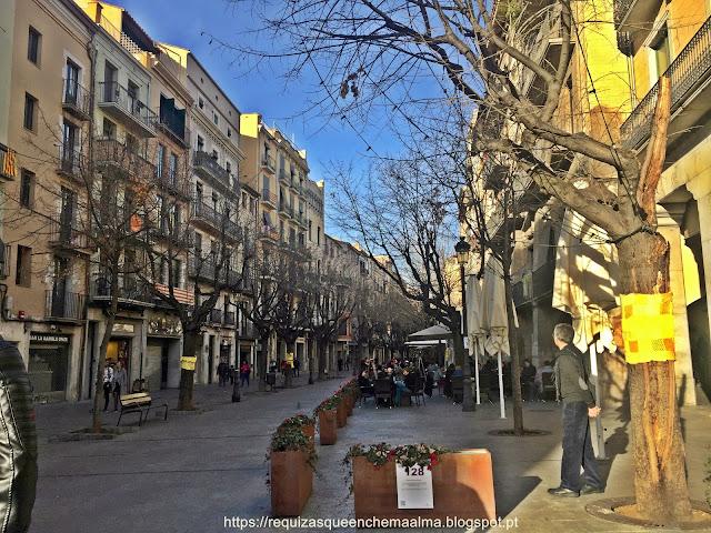 Girona, Rambla de la Llibertat