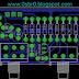 Skematik Rangkaian Dan Layout PCB Tone Control Stereo