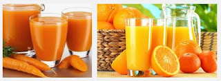 Manfaat minum jus Wortel bagi Kesehatan