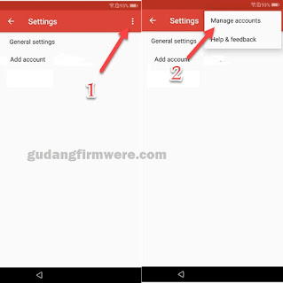 remove Email Verification Google account Huawei Honor 7A Without PC