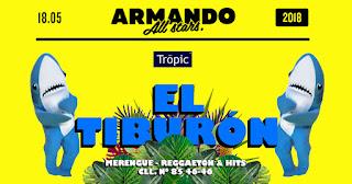 FIESTA EL TIBURÓN | ARMANDO All Star Bogotá