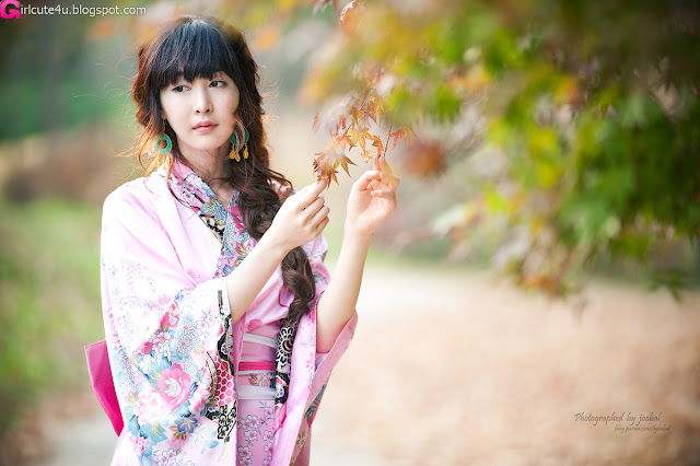 4 Lee Ga Na in Kimono-very cute asian girl-girlcute4u.blogspot.com