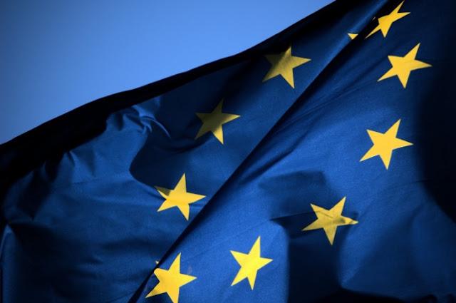 Le drapeau de l'Union européenne