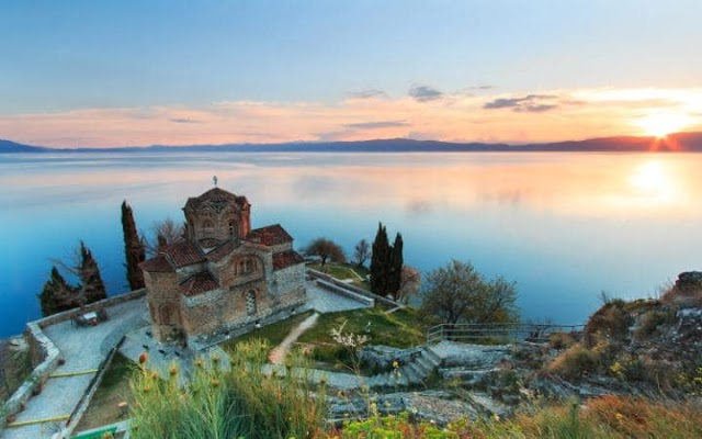 BBC video-story about Ohrid Lake