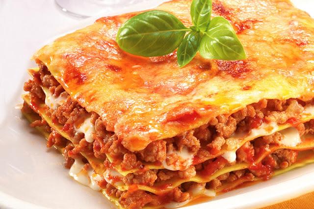 Итальянская лазанья