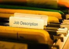 Contoh Job Description Dosen Perguruan Tinggi