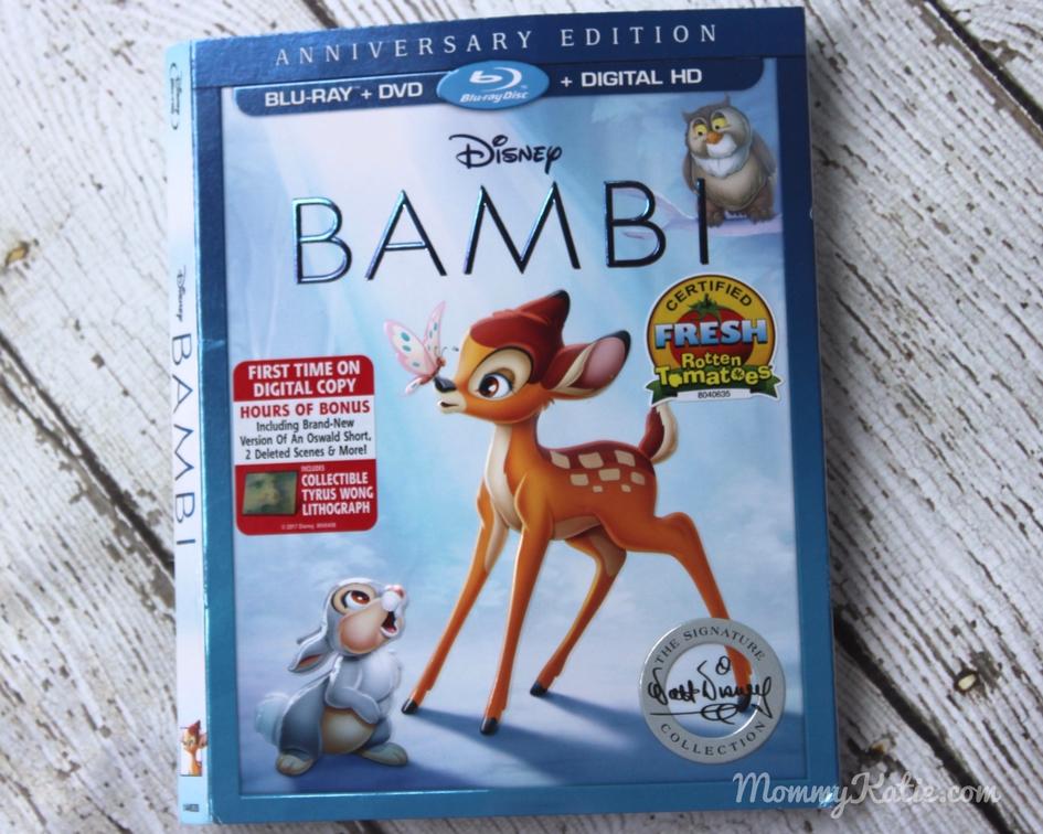 BAMBI (Walt Disney Signature Collection) Blu-ray Review