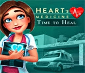 เกมส์ Hearts Medicine - Time to Heal