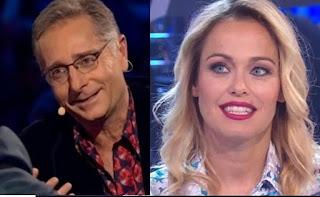 Paolo Bonolis e la moglie Sonia Bruganelli: dopo 15 anni di matrimonio ecco la scelta che li divide