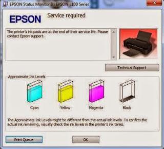 merupakan salah satu produk dari Epson yang cukup kaya diminati Cara Reset Printer Epson L100