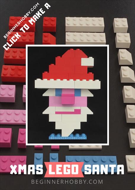 Lego Christmas Ideas - Lego Santa Poster