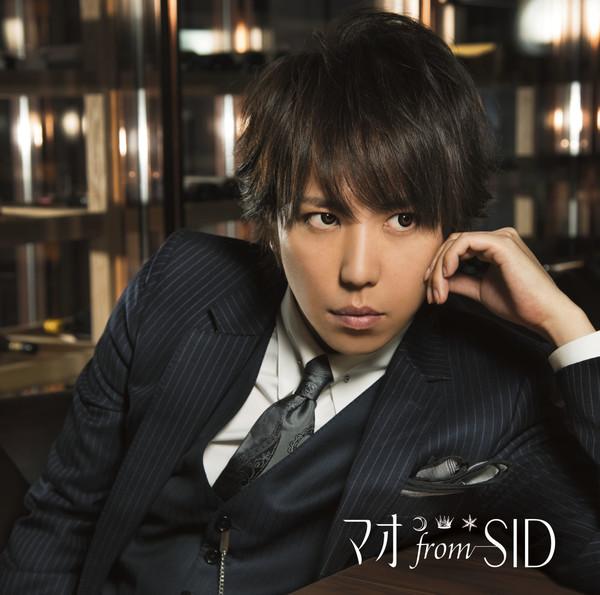 [Single] マオ from SID – 月 / 星 (2016.06.22/MP3/RAR)