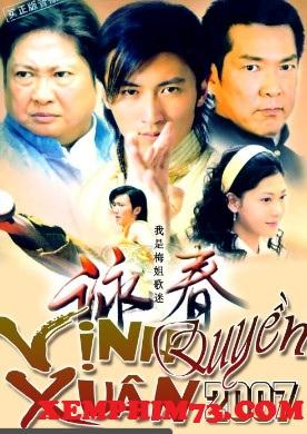 Phim Vịnh Xuân Quyền-VTV2 Thuyết Minh trọn bộ