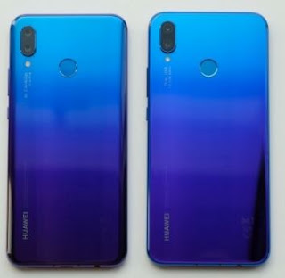 cara menyembunyikan notch di Huawei Nova 3