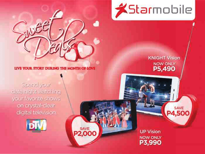 Starmobile Knight Vision sale 5490