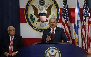 Profecias são mencionadas durante inauguração da embaixada em Jerusalém