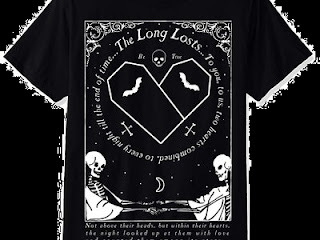 The Long Losts t-shirt