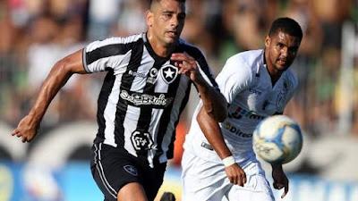 Botafogo e Americano empataram em 2 a 2 deixando o deixa o Alvinegro fora das semifinais da Taça Rio