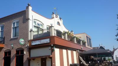 Grand café Het haventje van Urk