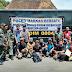 Pers Rilis Penyaluran Bantuan Bencana Pacitan oleh Kodim 0804 Magetan dan MEARINDO GROUP