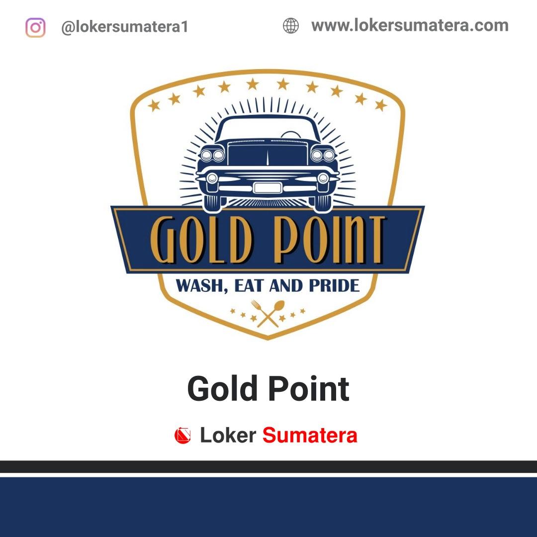 Lowongan Kerja Jambi: Gold Point Agustus 2020
