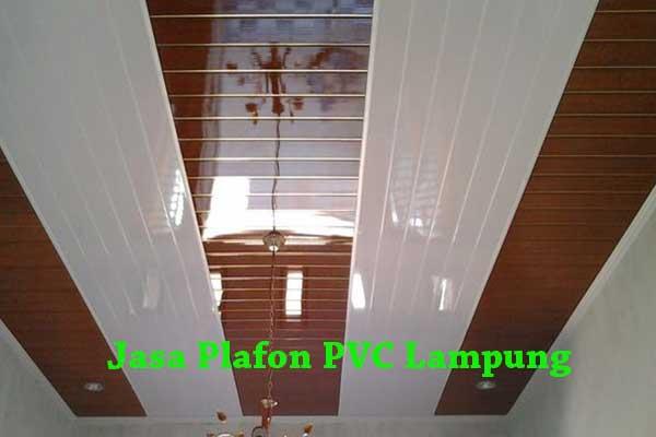 HARGA PLAFON PVC TULANG BAWANG LAMPUNG PER METER 2020