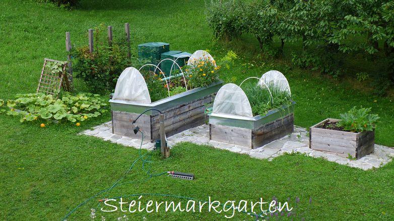Hochbeete-Steiermarkgarten