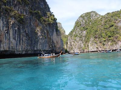 Laguna de Phi Leh, Tailandia, La vuelta al mundo de Asun y Ricardo, vuelta al mundo, round the world, mundoporlibre.com