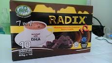 Radix IQ produk herbal AMPUH CERDASKAN OTAK ANAK