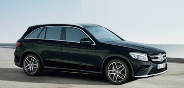 Mercedes Benz SUV - GLC