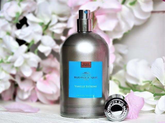 avis Vanille Extrême Comptoir Sud Pacifique, parfum vanille extreme, parfum comptoir sud pacifique