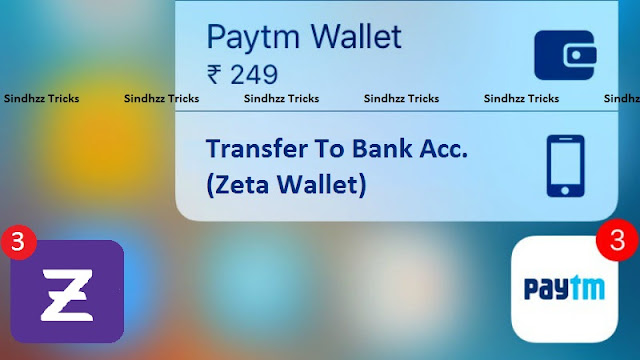 How to Send Money From Paytm to Zeta Wallet