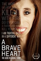 A Brave Heart: the Lizzie Velásquez Story (2015) Poster