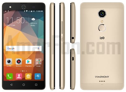 Symphony i10 (1/2GB RAM) Price and Specifications in Bangladesh