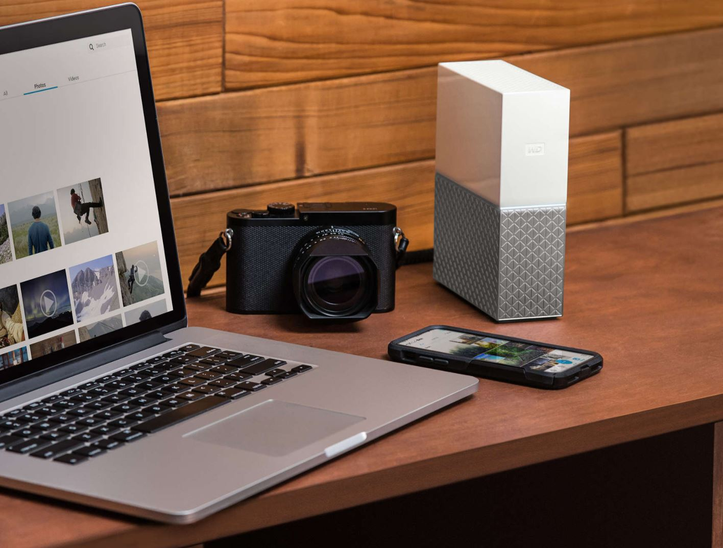REVIEW: WD My Cloud Home | The Test Pit