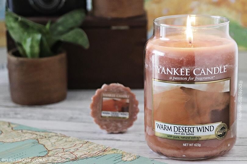 nowe zapachy yankee candle na lato 2018
