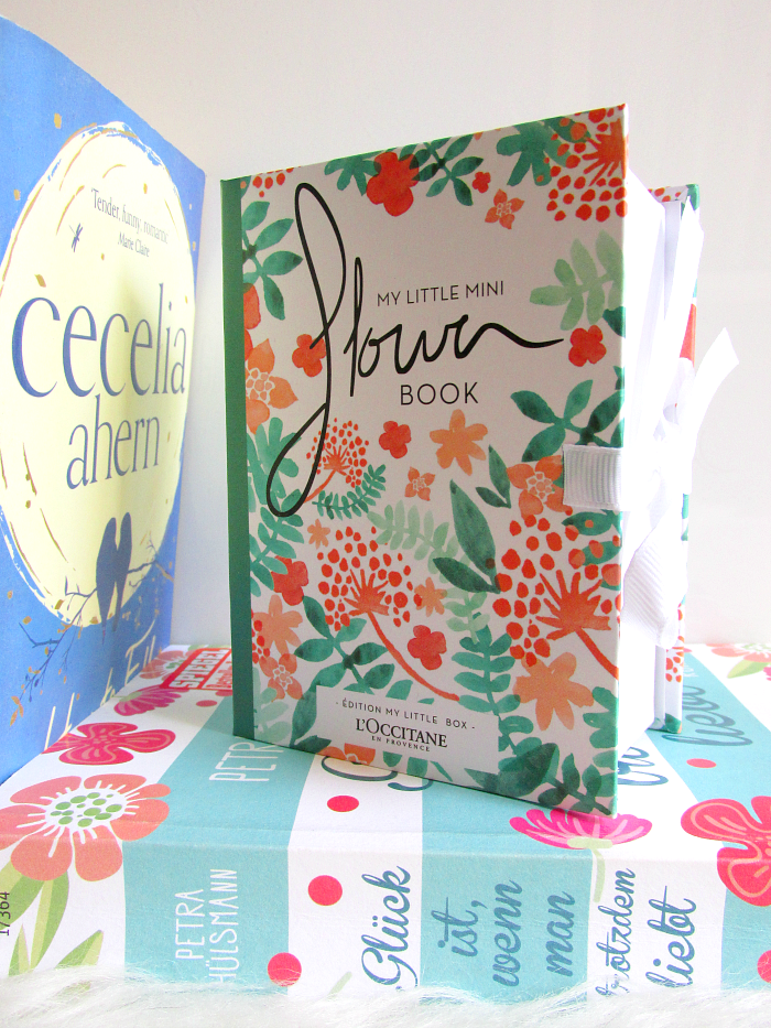 L´Occitane - My little Mini Flower Book (Giveaway) 2