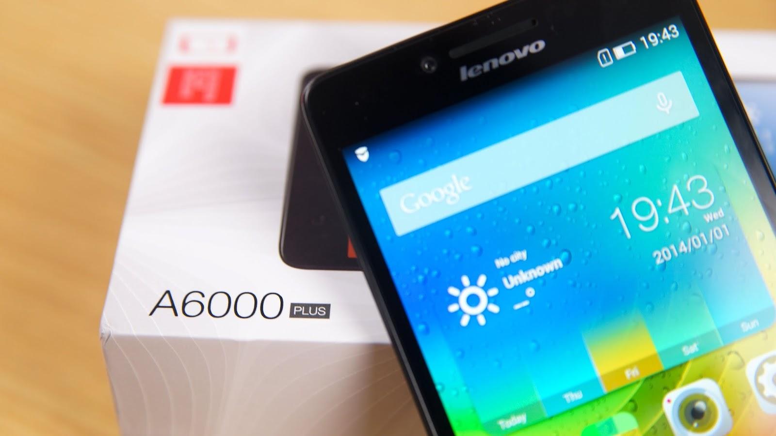 Review Lenovo A6000 Plus Review Elektronik And Gadget Review