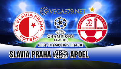 Nhận định, soi kèo nhà cái Slavia Praha vs APOEL