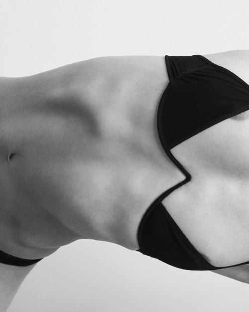 Model Larissa Hofmann Turns Photographer for Unconditional Magazine