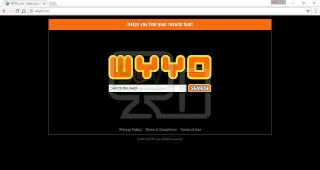 Wyyo.com (Hijacker)