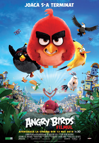 Angry Birds 2016 Dual Audio