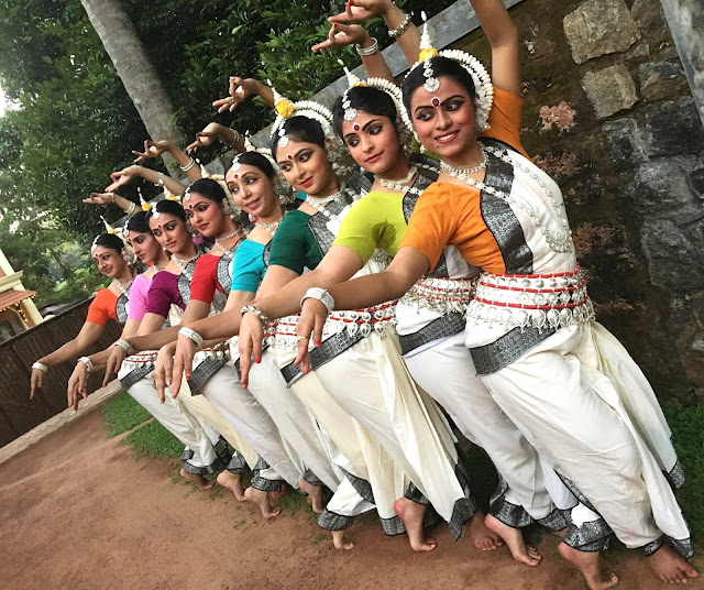 Noted Odissi Danseuse Sharmila Mukerjee and her dance ensemble Sanjali to present 'Journey of Odissi' and a 'tribute to river Ganga'