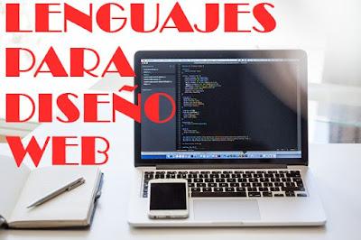 Lenguajes para diseño web