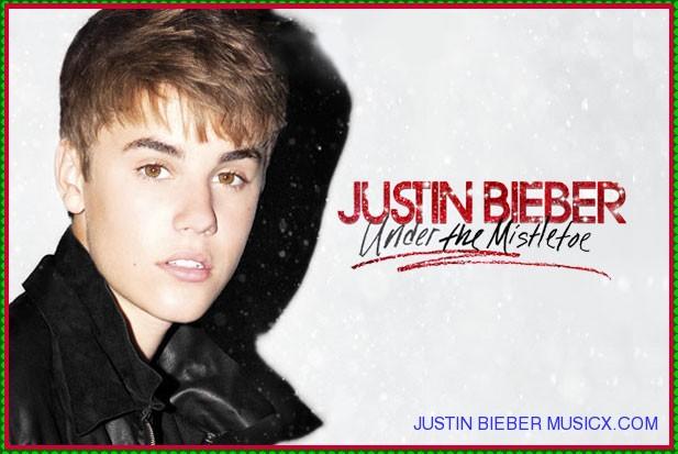Under The Mistletoe Song Justin Bieber