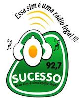 Rádio Sucesso FM 91,5 de Santa Juliana MG
