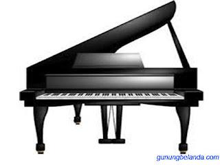 Apakah Kunci Piano Berjumlah 22 ?