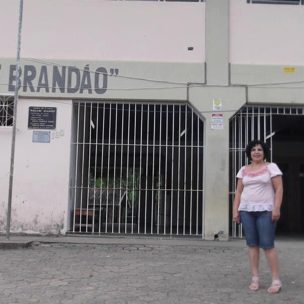 """Marlene Brandão da Silva - ... """"EEMB"""" - Escola... Marlene Brandão"""
